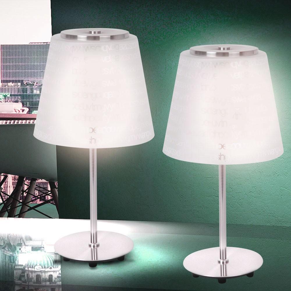 Lampada da scrivania led 6 watts alto set 2 luce da tavolo for Migliori lampade da scrivania