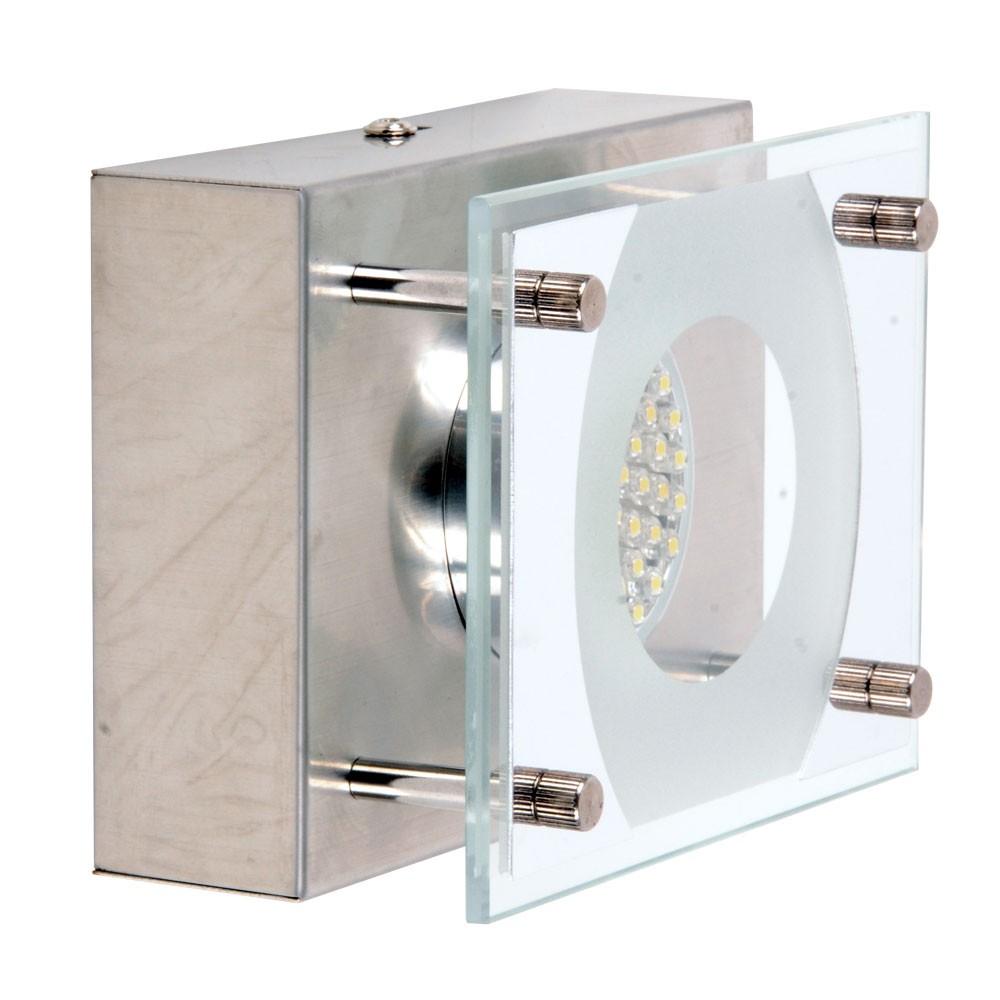led wandlampe deckenlampe wand decken leuchte beleuchtung. Black Bedroom Furniture Sets. Home Design Ideas