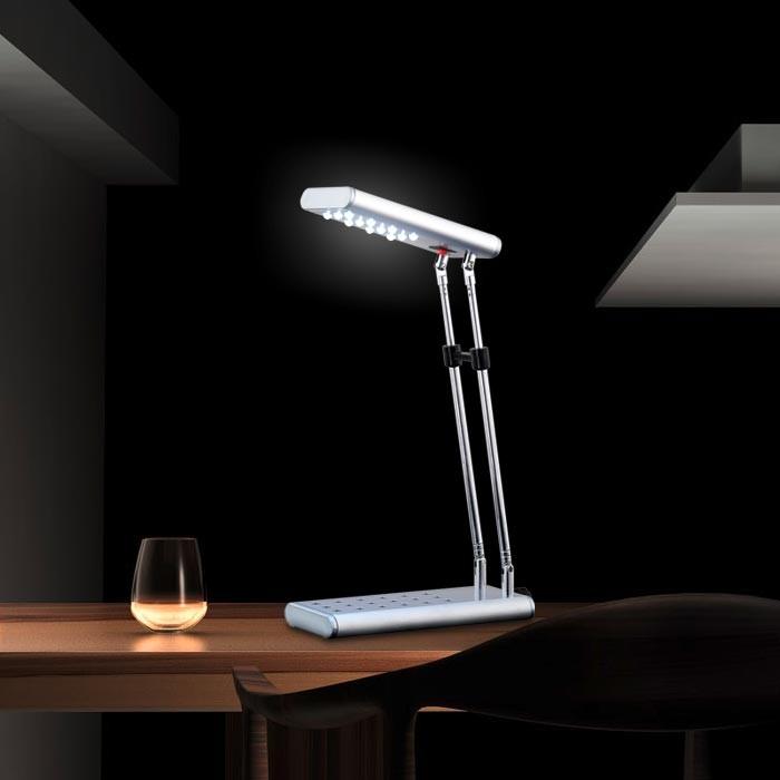 schreibtisch leuchten variante lese lampe b ro arbeits zimmer licht tisch led ebay. Black Bedroom Furniture Sets. Home Design Ideas