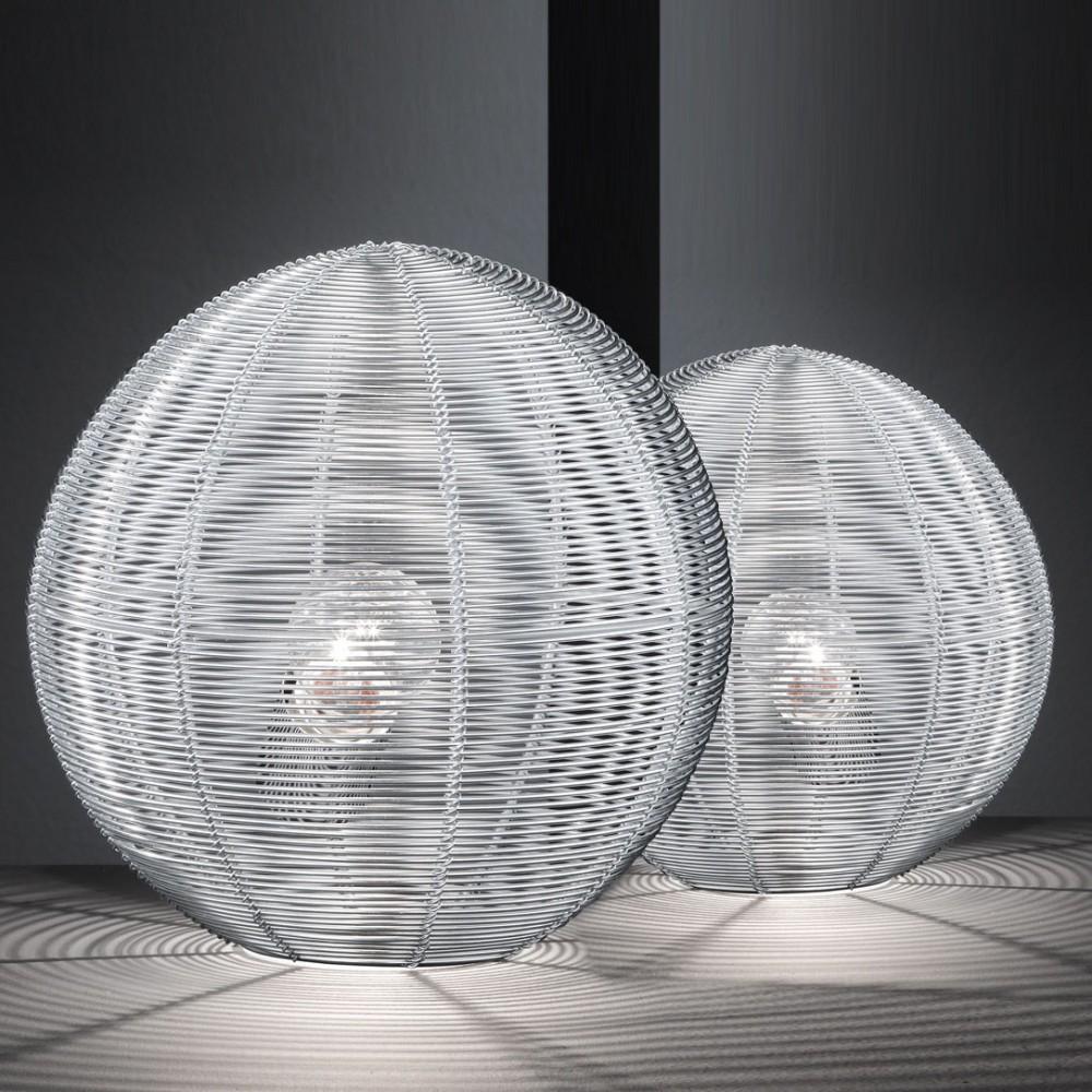 2er set tischleuchte b ro lampen esszimmer beleuchtung. Black Bedroom Furniture Sets. Home Design Ideas