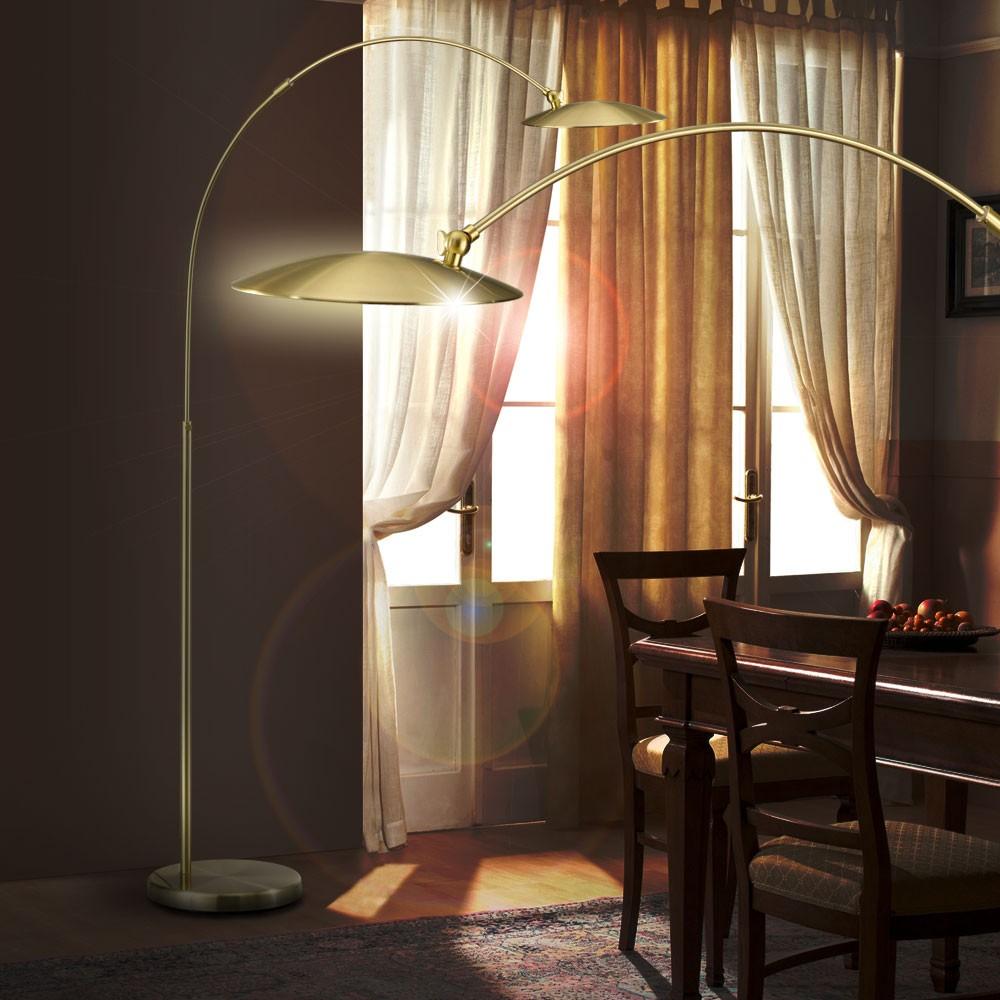 Stehleuchte Esszimmer Beleuchtung Wohnzimmer Lampe Dimmbar