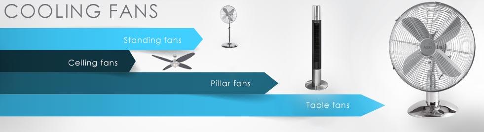 Colling fans