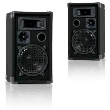 600 watt lautsprecherboxen paar 3 wege boxen pa lautsprecher liston audio technik dj equipment. Black Bedroom Furniture Sets. Home Design Ideas
