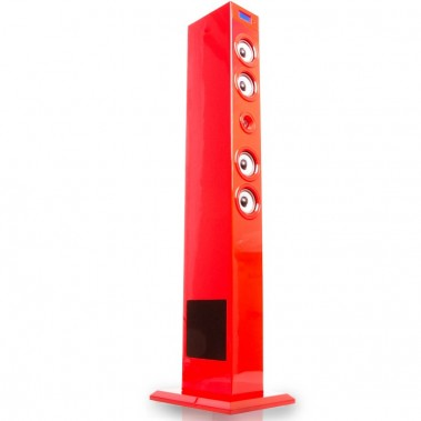 Music tower Soundtower Ipod Iphone Docking Station SD AUX USB BigBen ...
