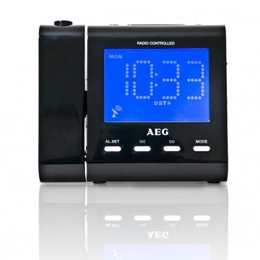 hochwertiger radiowecker mit projektor audio technik audio hifi radios uhrenradios wecker. Black Bedroom Furniture Sets. Home Design Ideas