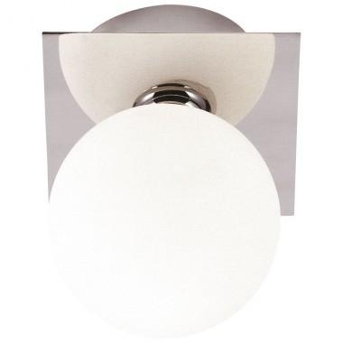 decke leuchte lampe licht beleuchtung ip44 wohnzimmer diele k che b ro satiniert schn ppchen. Black Bedroom Furniture Sets. Home Design Ideas