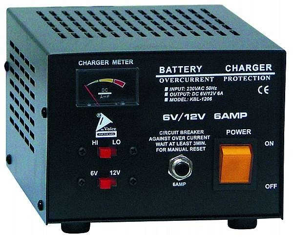 ETT Kfz Batterie-Ladegerät KBL-1206