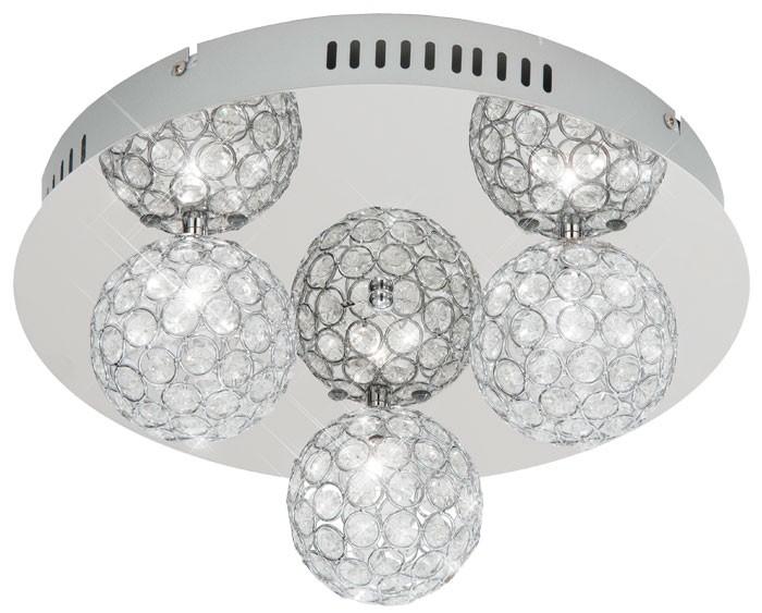Deckenleuchte deckenlampe zimmerleuchte lampe 3 farbig led for Deckenleuchten farbig