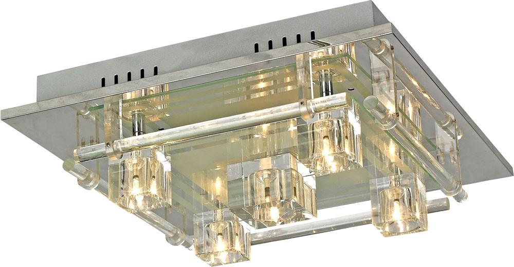 led rgb deckenlampe deckenleuchte fernbedienung. Black Bedroom Furniture Sets. Home Design Ideas