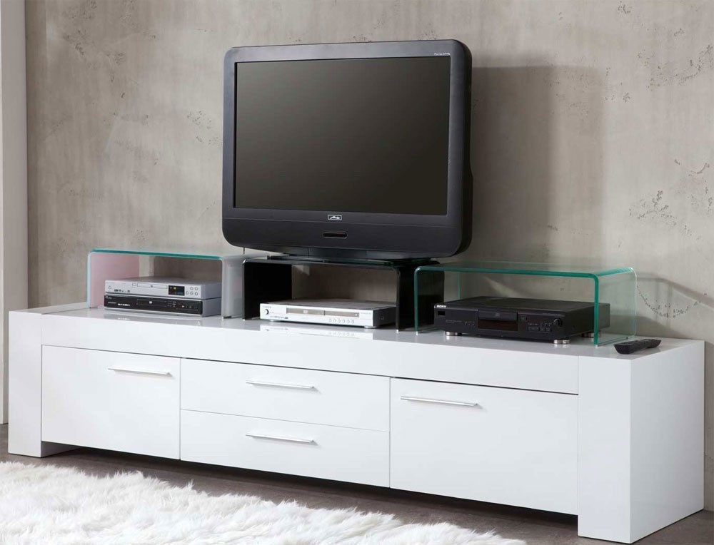 tv schrank aufsatz fernsehtisch glasplatte glasaufsatz. Black Bedroom Furniture Sets. Home Design Ideas