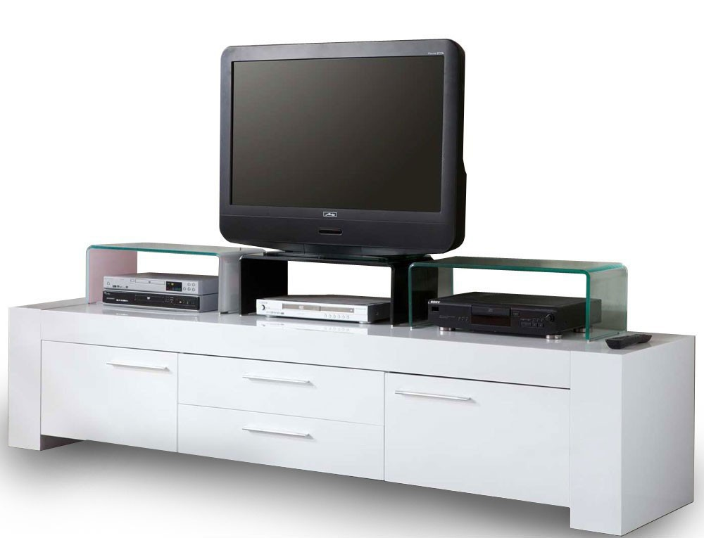 tv schrankaufsatz 60 cm glas fernsehtisch glasplatte. Black Bedroom Furniture Sets. Home Design Ideas