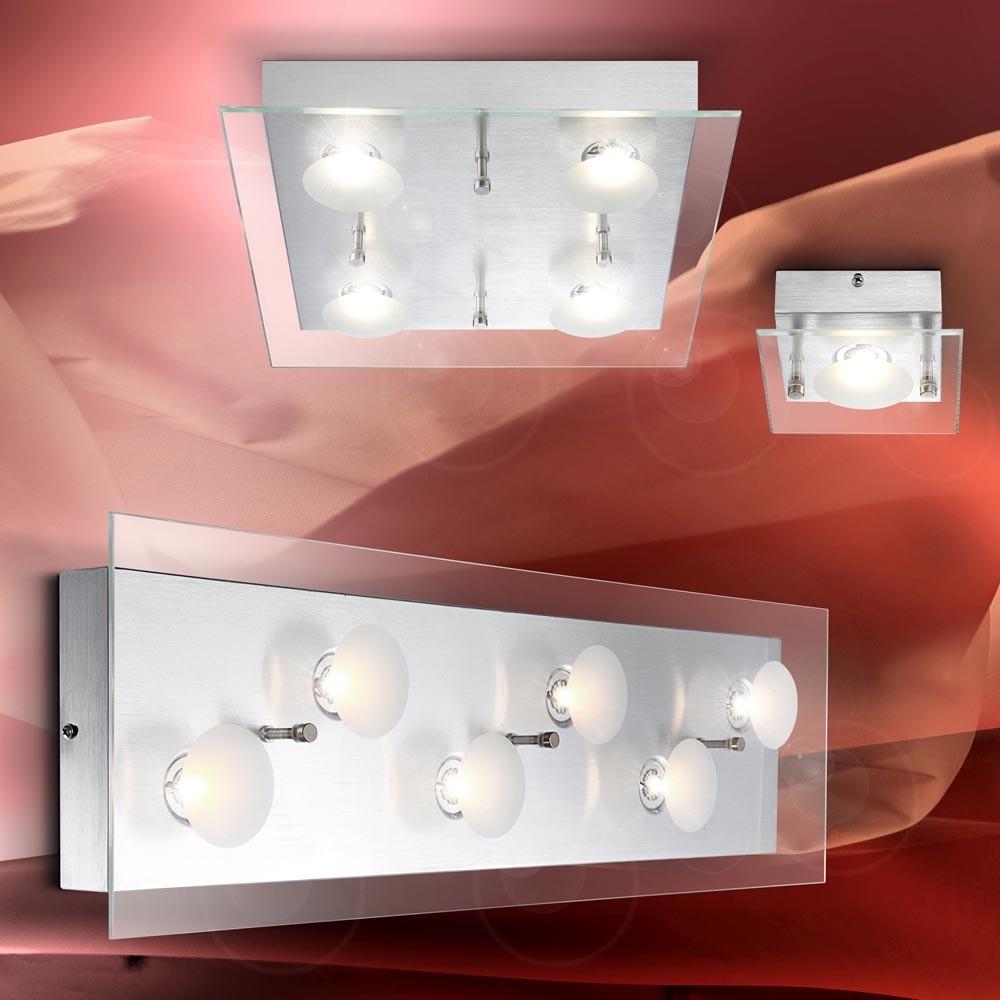 Stanza da bagno plafoniera luce parete lampada led - Plafoniera da bagno ...