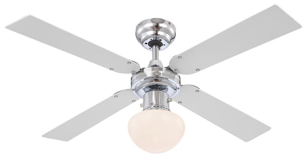 Ceiling Fan Light For Kitchen : Ceiling fan with light and pull switch lamp