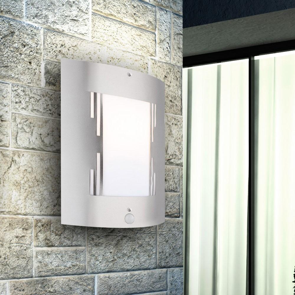 garten wandlampenserie orlando mit bewegungsmelder lampen m bel au enleuchten wandleuchten. Black Bedroom Furniture Sets. Home Design Ideas