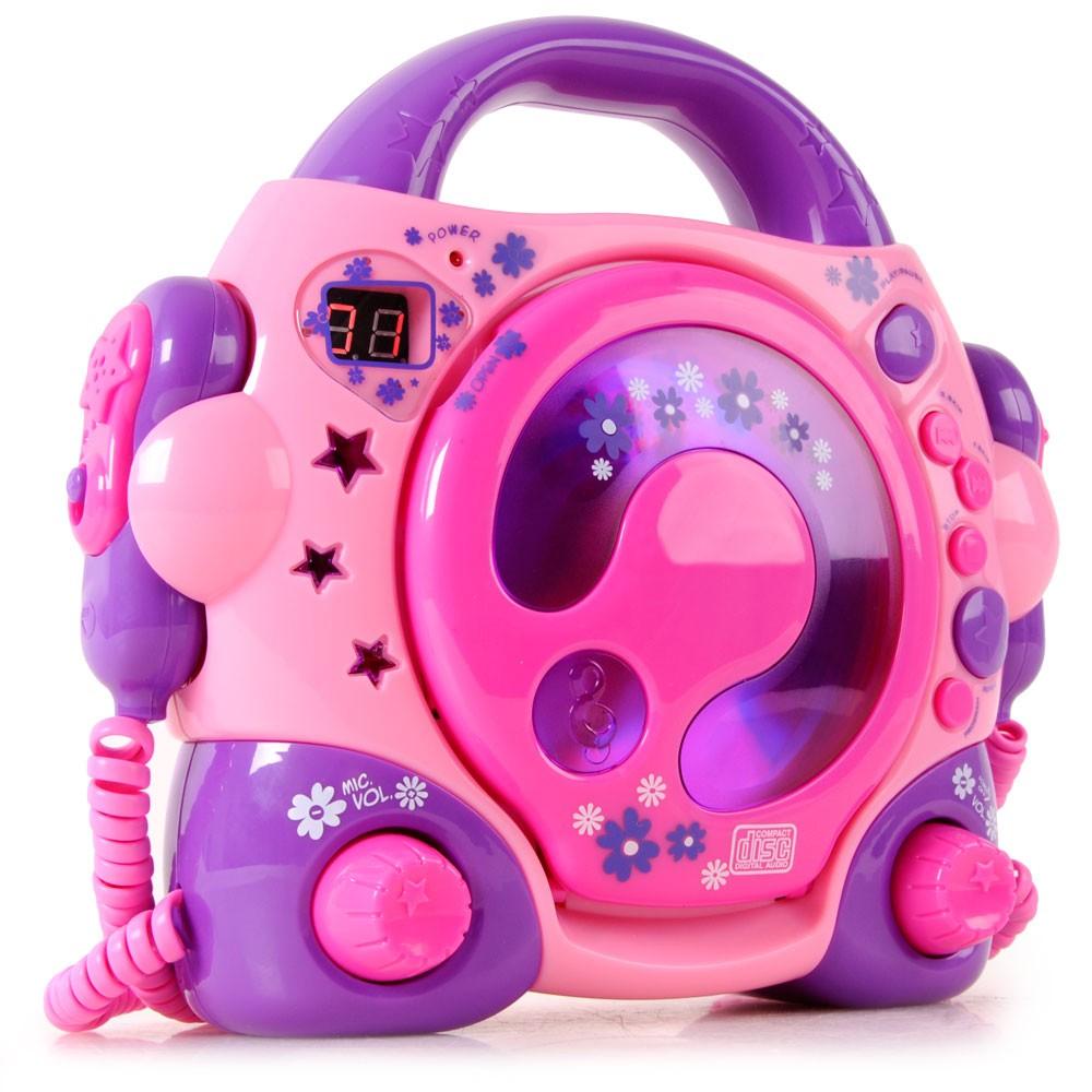 Kinder CD-Player Musik Hifi Stereoanlage Karaoke Mädchen ...