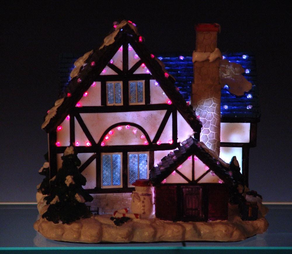 weihnachts deko led farbwechsel effekt christmas. Black Bedroom Furniture Sets. Home Design Ideas