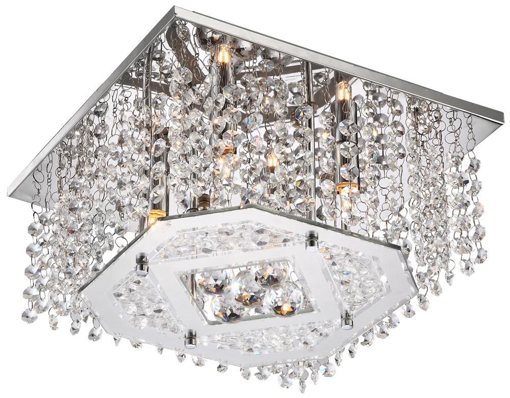 LED Deckenleuchte Deckenlampe Fernbedienung Beleuchtung Lampe Leuchte Globo 68550-4