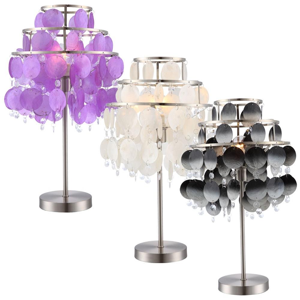 ofen wohnzimmer abstand:wohnzimmer lila weiß : Büro Wohnzimmer Tischleuchte Lampe lila weiß