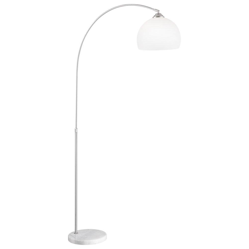 elegante led stehleuchte mit marmorsockel lampen m bel. Black Bedroom Furniture Sets. Home Design Ideas