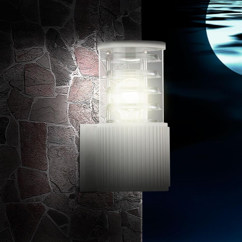 6 watt led lampe ext rieure type de protection ip 54 lampe for Lampe exterieure contemporaine