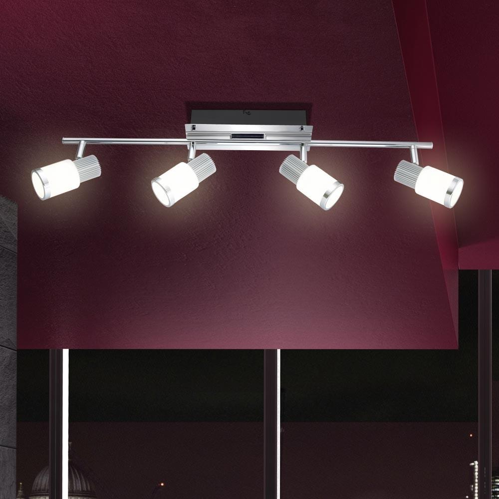 LED 20 W Lampe Decken Beleuchtung Wohnzimmer Leuchte modern Flur Licht Strahler  eBay