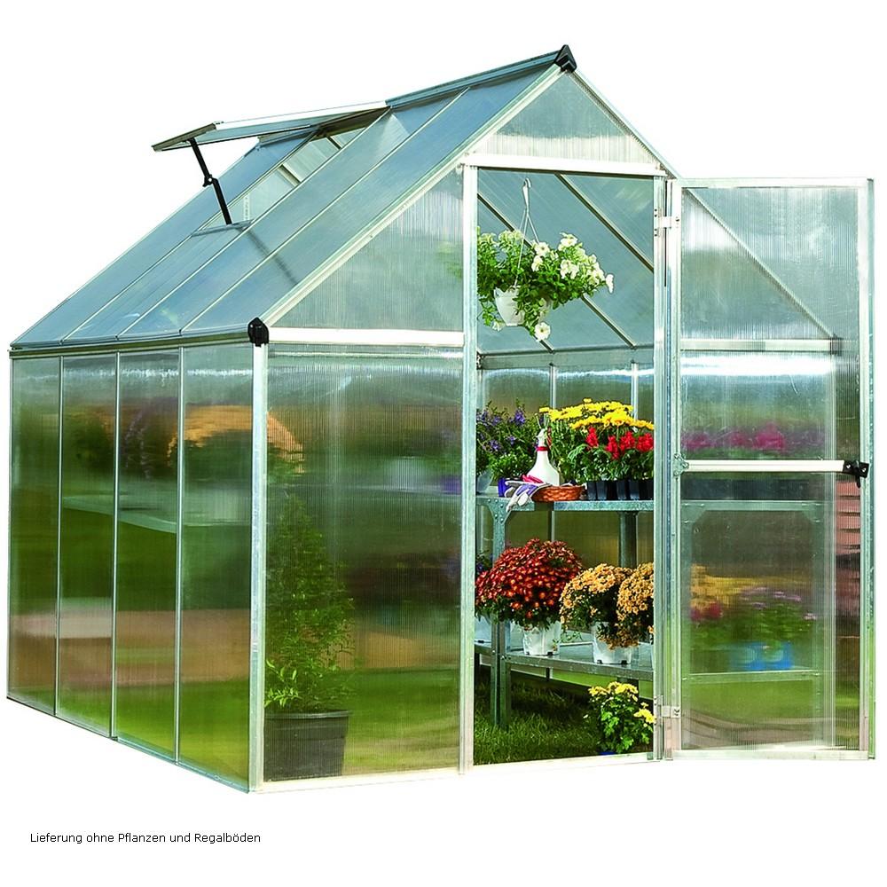 gew chshaus gartenhaus blumen obst gem se pflanzen treibhaus garten pflanzhaus. Black Bedroom Furniture Sets. Home Design Ideas