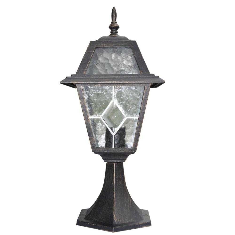 Floor lamp outdoor light garden lamp outdoor lamp black for Luminaire ip44