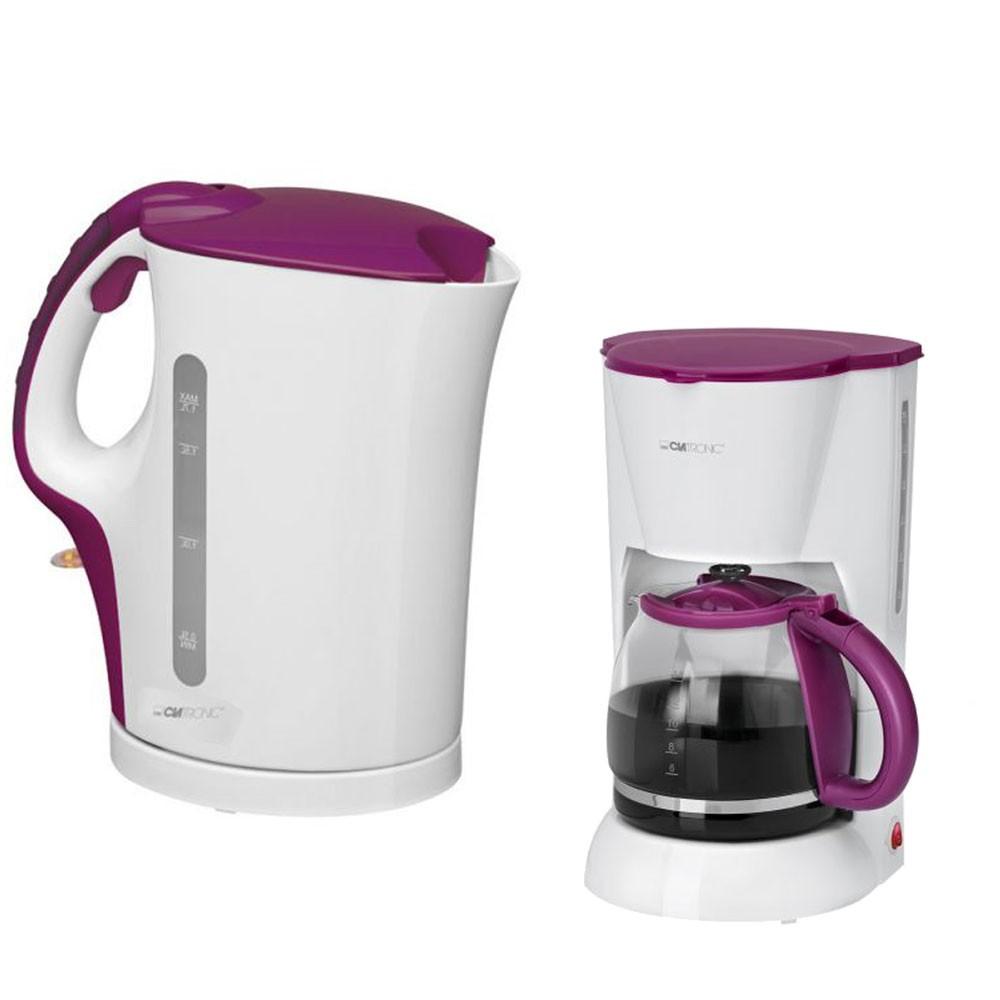Vivess Küchenwaage ~ Kaffeemaschine Wasserkocher Und Toaster Der Platinum Collection Von