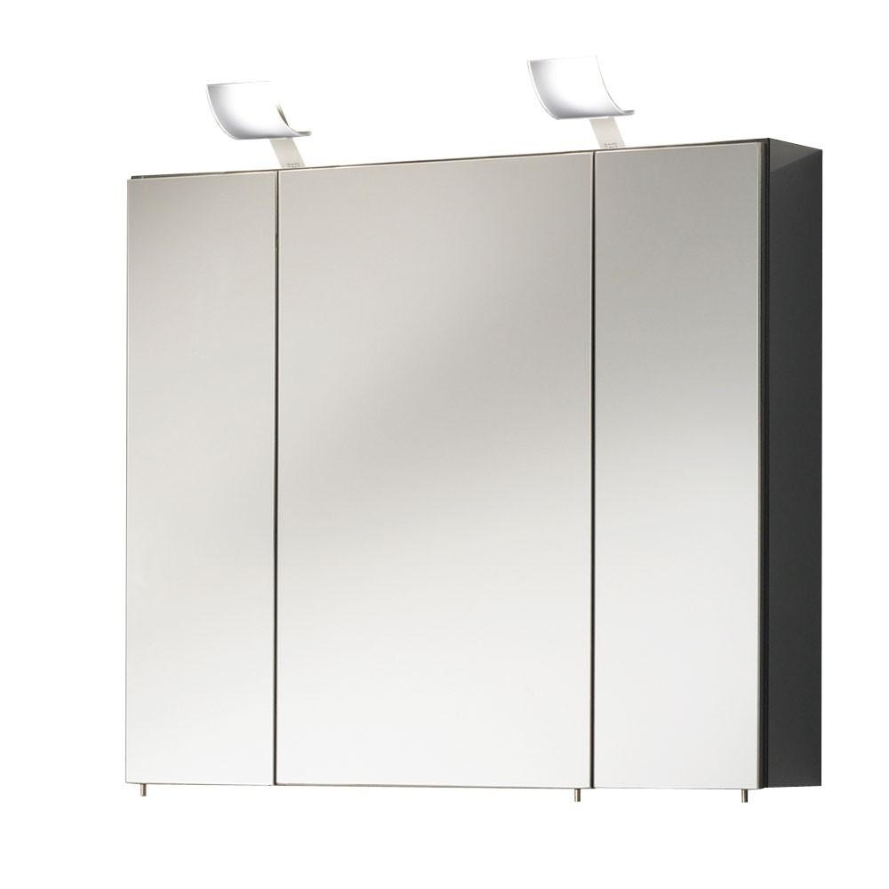 spiegelschrank beleuchtet preisvergleiche. Black Bedroom Furniture Sets. Home Design Ideas