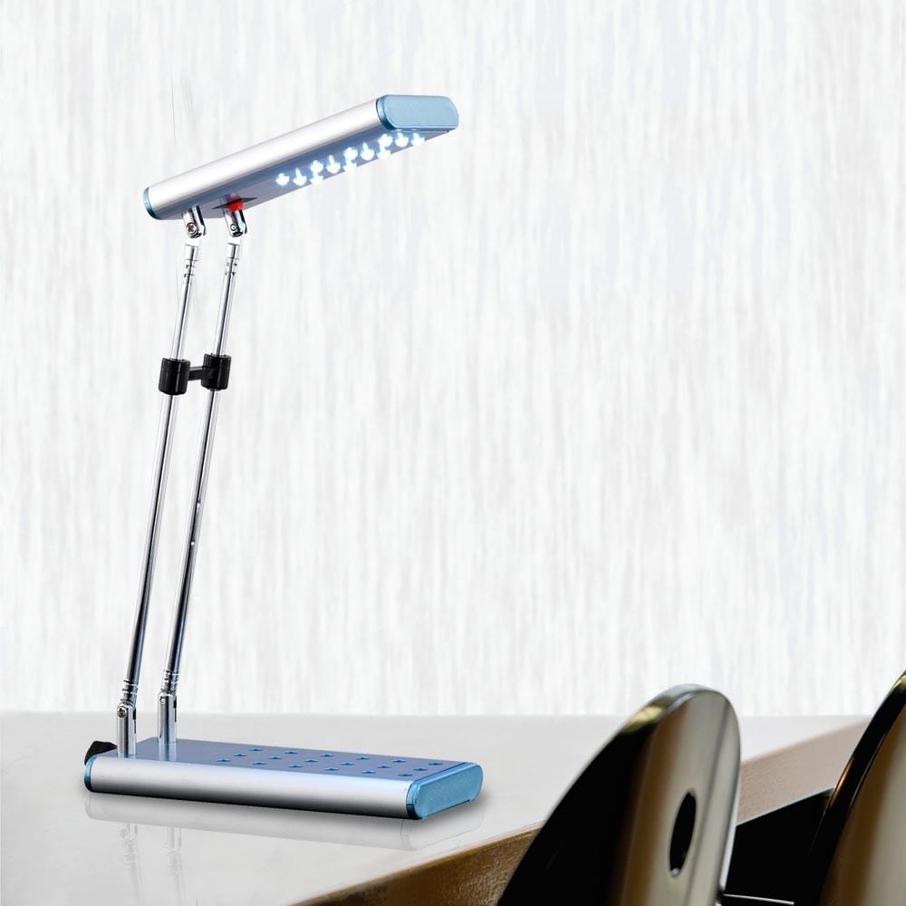 nachtisch design led lampe schreibtisch leuchte b ro office steh stand sparsam. Black Bedroom Furniture Sets. Home Design Ideas