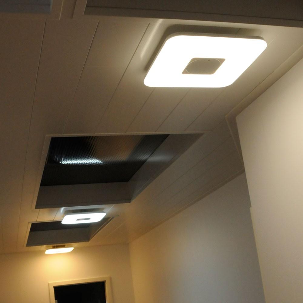 35w led decken beleuchtung licht farbe licht dimmbar fernbedienung ...
