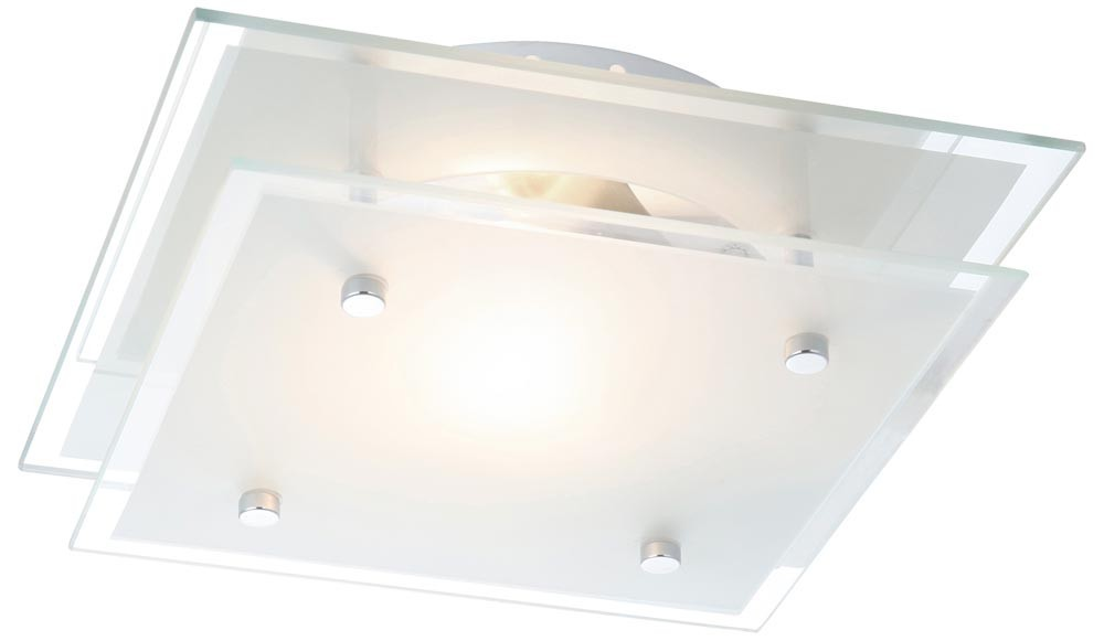 led 9 5 watt deckenleuchte deckenlampe beleuchtung rechteckig leuchte lampe lampen m bel. Black Bedroom Furniture Sets. Home Design Ideas