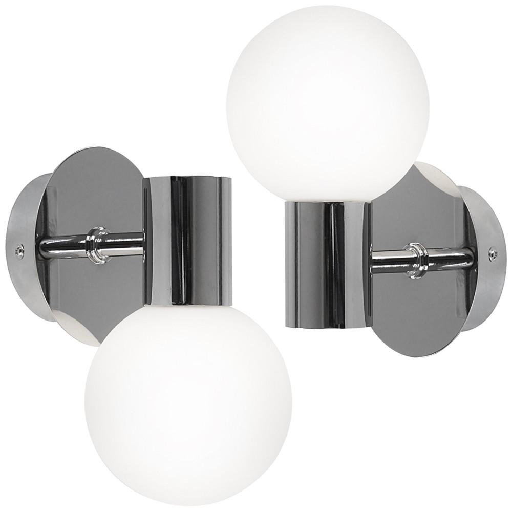 wandleuchten f r ins badezimmer neben den spiegel lampen m bel innenleuchten wandleuchten. Black Bedroom Furniture Sets. Home Design Ideas